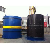 China Steel Moulds for Concrete Pipes on sale