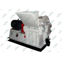 Waste Rubber Multi Purpose Wood Chip Grinder Machine 45kw 2-3t/h Manufactures