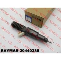 Quality DELPHI Genuine electric unit fuel injector BEBE4C01001, BEBE4C01101, BEBE4C02002 for VOLVO D12 Engine 20440388, 85000071 for sale