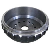 ASTM A536 65-45-12 Material Nodular Cast Iron Parts Custom Precision Machining Components Manufactures