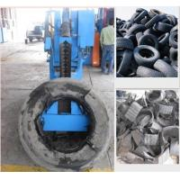 China Tire Recycling Rubber Cutting EquipmentTruck Tyre Sidewall Cutter on sale