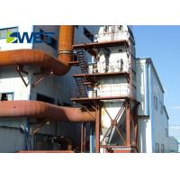 Industrial Waste Heat Boiler With High Gas Temperature ISO9001 Certification Manufactures