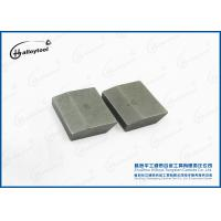 Saw Tipped Tungsten Carbide Blade Tools For Metal Cutting Wear Resistance Manufactures