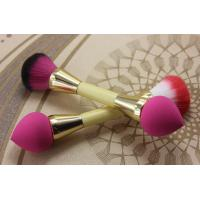 Wool Puff Senior Cosmetic Brush Sets , Makeup Gift Set Cosmetic Manufactures
