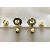 Buy cheap H050 Funeral Articles Casket Handles / Gold European Style Casket Accessories from wholesalers