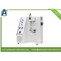 China Manual Model Crude Oil Aniline Point Test Instrument as per ASTM D611 on sale