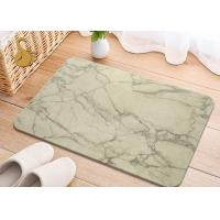 Diatomite High Absorbent Printed Non Slip Area Rugs Dry Quickly Non Slip Bathroom Mats Manufactures