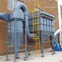 China Custom Industrial Cyclone Dust Collector , Durable Industrial Dust Extraction Units on sale