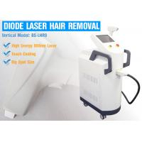 810nm Diode Laser Machine Permanent Hair Removal Equipment With Colorful Touch Screen Control Panel Manufactures