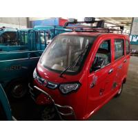 China Electric Passenger Car Comfortable 3 Wheel  For Four Passenger , Battery Powered Tricycle,back door wholesale