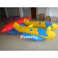 Towable Inflatable Fly Fish With Two Legs For Kids And Adults Manufactures