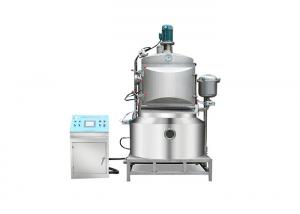China 304 Stainless Steel 0.098Mpa 15kg/Time Deep Fryer Machine on sale