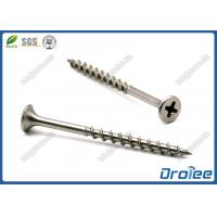 China Stainless Steel Philips Bugle Head Drywall Screws, Coarse Thread on sale