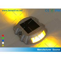 Flashing Solar Barricade Lights Aluminum Shell LED Road Barrier Light SRS0403 Manufactures