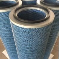 China 5 30 70 Industrial Air Filter Cartridges / Dust Collector Cartridge Filter on sale