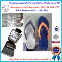 Pvc Shoe Strap Mold conbines EVA dip Shoes sole Mould Manufactures