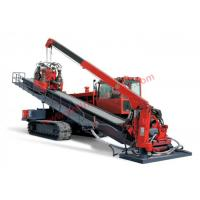 China Self Propelled hdd drilling machine , horizontal drilling equipment 133 Ton on sale