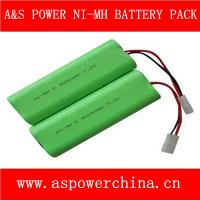 6S 4200mAh rc ni-mh battery pack 7.2v Manufactures