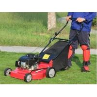 Quality Garden 5HP Gasoline Hand Push Lawn Mower 20 Inch With CE Certification for sale