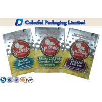 Heat sealing laminated Potato Chips Packaging Pouch with Aluminum lined Manufactures