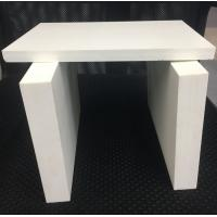 Decorative White PVC Closed Cell Foam Chemical Resistant Celuka Process Manufactures