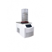 China Touch Lcd Screen 850W Ss304 Industrial Freeze Drying Machine on sale