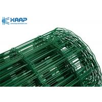 China 1.8m High Stainless Steel Welded Wire Mesh PVC Coated Long Service Life on sale
