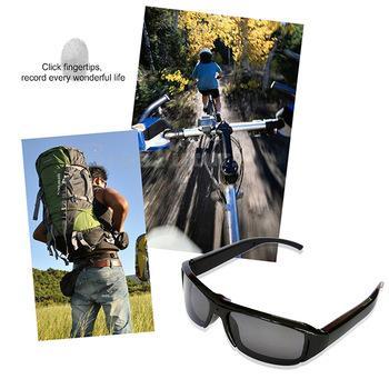 Hidden Camera | HD720p Video Camera Eyewear Glass Mini DV DVR Camera, 1280*720 Sport Camera Sunglasses Micro Camera Recorder Camcorder