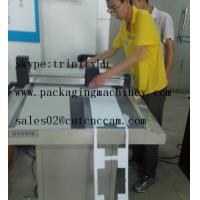 Quality sticker in roll cutting plotter sample maker machine for sale