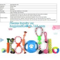 China DOG ACCESSORIES, DOG ROPE ROY SET, COTTON ROPE, DOG BITE, MADE UP NON-TOXIC COTTON, RESISTANCE TO BITE MATERIALS, WHOOBE on sale