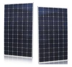 Custom Size Monocrystalline Solar Panel With Anti - Reflective Coating Manufactures