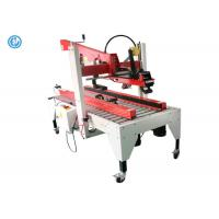 Buy cheap Assembly Line Manual Carton Sealing Machine Adjust Height 220V/50HZ Power from wholesalers