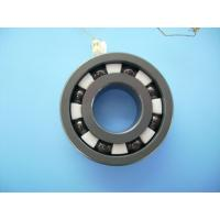 61901CE Ceramic Ball Bearings / Loose Ceramic Ball Bearings Si3N4 Material Manufactures