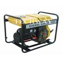 3kw 4kw 5kw Small Portable Diesel Generator Set , home standby diesel generator Manufactures