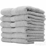 Cotton Hand Towels Bathroom Towel Set Hotel Spa Luxury Face Towel Sets Manufactures