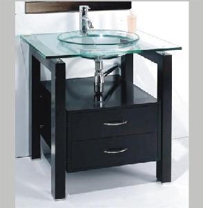 China Glass Vanity/Bathroom Sink Countertop/Glass Basin Countertop (TB059) on sale