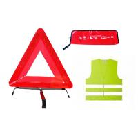 Luminous 120G High Reflective Class Road Traffic Safety Kits for Motorcycle JD5058 Manufactures