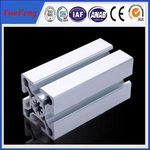 Industry aluminum extrusion profile,6000 Series aluminum extrusion profile Manufactures