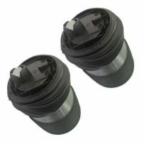 Buy cheap ISO9001 Automotive Air Springs Audi Q7 2015-2018 4M0616001P 4M0616002P Rear 2PCS from wholesalers