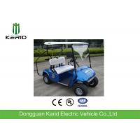 CE Approved 2 Person Electric Mini Golf Carts 48V Free-Maintenance Battery Electric Vehicle Manufactures