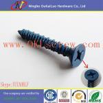 Countersunk Head Tapcon Concrete screw Manufactures