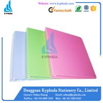 PP cover paperboard ring binder