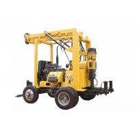 XY-1 Hydraulic rotary Core Drilling Rig Manufactures