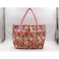 Printing Ripstop Polyester Handbags For Women AZO Free / Low Cadmium Manufactures