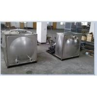 Heat Exchange Industrial Water Cooling Towers 415V Tube Scaling Prevention for sale
