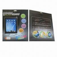 Screen Protector for iPad, Do Not Affect iPad Screen Colors/Resolutions Manufactures