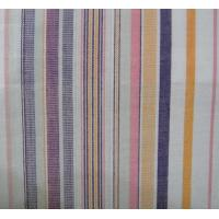 Yarn Dyed Stripe Cotton Fabric for Women Top Manufactures