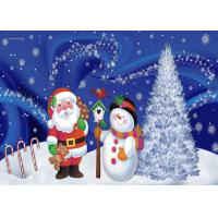 High Quanlity Living Room Christmas Holiday  Anti-slip Design Area Rug and Mat 6mm Manufactures