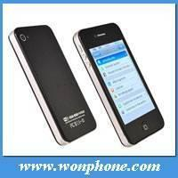 Dual sim cards Quadband 3.5inch H6 WIFI tv mobile phone with Analog TV JAVA Manufactures