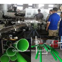 3 layer pp ppr silent mute water drainage pipe making machine Manufactures
